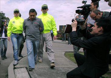 Detienen en Colombia a un enlace de narcos los mexicanos reclamado por EE.UU.
