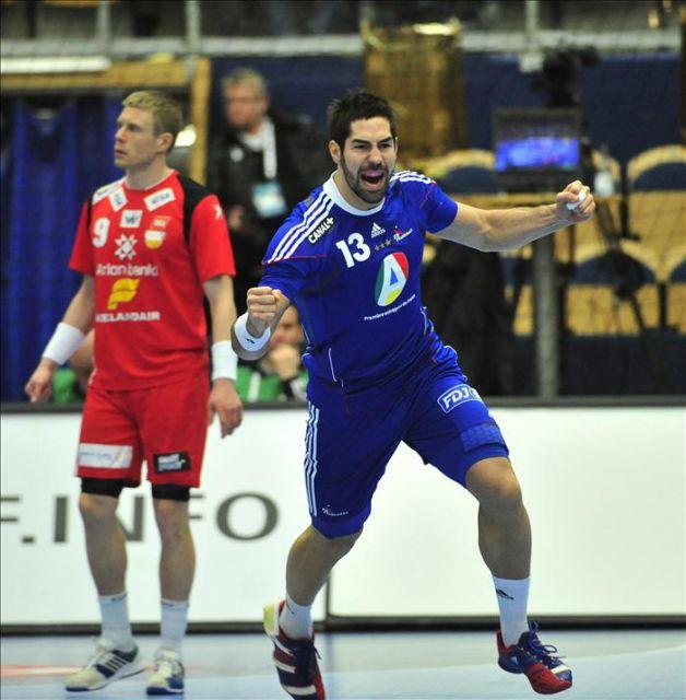 Nikola Karabatic Francia balonmano MVP Mundial