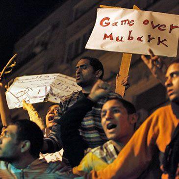 Derrocado Mubarak, ahora parece que las protestas tienen por objetivo al electo Morsi. Foto: Agencias