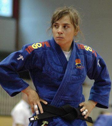 Laura Gómez, entre las cinco mejores judokas del mundo