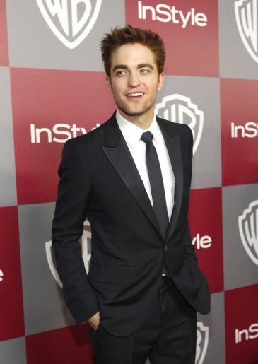 Robert Pattinson, el novio de Kristen Stewart, quiere ser Jeff Buckley en el cine