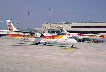 Resultado de imagen de Aeropuerto de Badajoz