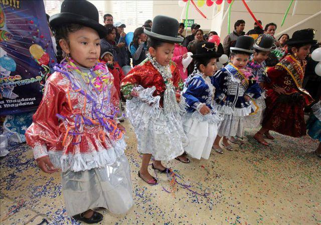 disfraces para ninos la paz bolivia