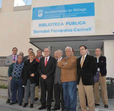 Pedregalejo cuenta con una nueva biblioteca y un centro de mayores, en los que invierten 1,27 millones