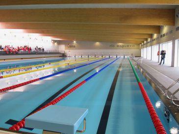 Salgueiro dice que la nueva piscina cubierta sit a al cptd for Piscina rio esgueva