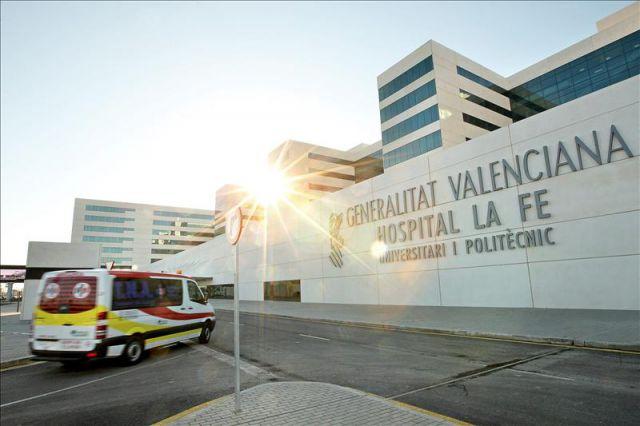 El hospital la fe de valencia donde est ingresado el herido efe archivo qu es - Hospital nueva fe valencia ...