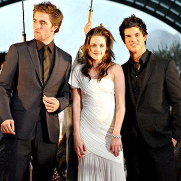 Saga Crepúsculo: Robert Pattinson y Taylor Lautner en las quinielas para los MTV Movie Awards