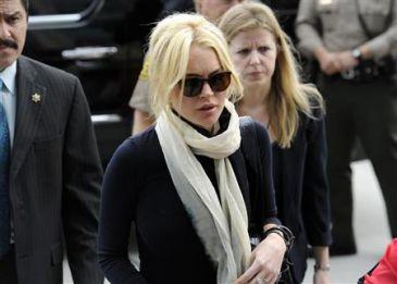 """Lindsay Lohan saldrá en el """"Tonight Show"""" de Jay Leno"""