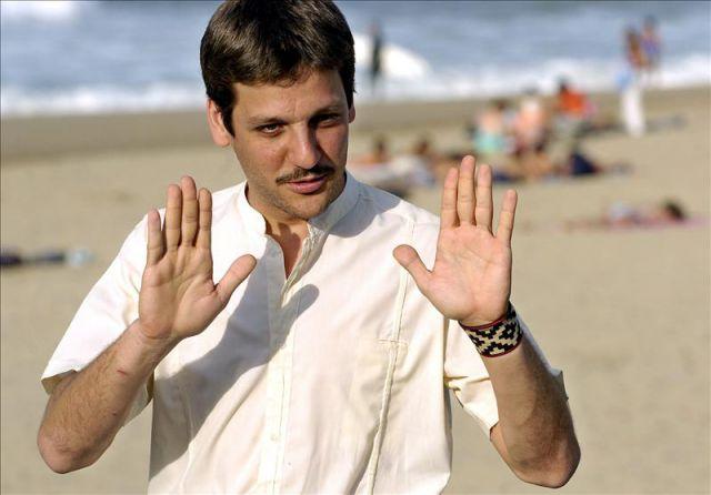 Rodrigo de la Serna sera un joven Bergoglio