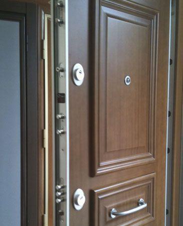 Puertas acorazadas puertas blindadas puertas de acero for Puertas blindadas
