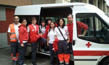 Un equipo de Cruz Roja Navarra se desplaza a Lorca para prestar apoyo psicológico a los damnificados