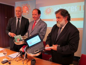 Zamora acogerá el 30 y 31 de mayo 'Sabores 2001, 2.0' para acercar las nuevas tecnologías a la cocina de CyL