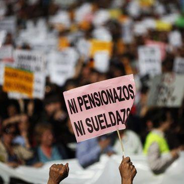 Democracia Real Ya : La spanishrevolution# y las manifestaciones del 15 de mayo llegan a la prensa internacional
