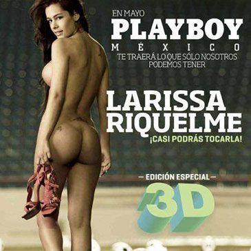 Foto Larissa Riquelme Al Desnudo Para Playboy Generaccioncom