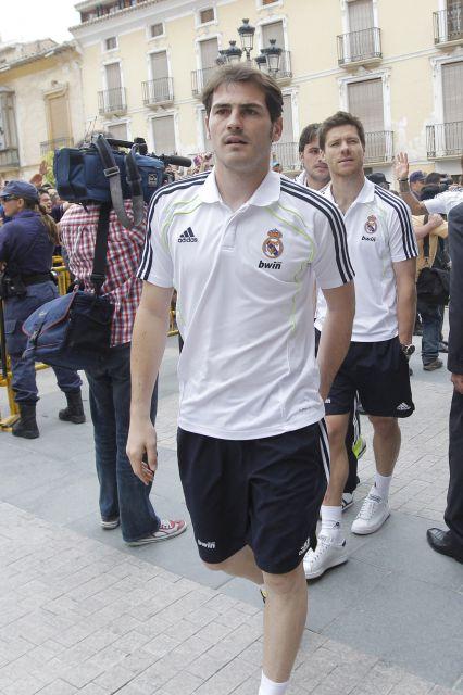 Iker casillas llega a lorca murcia para apoyar a los - Lorca murcia fotos ...