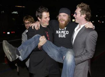 "Ryan Dunn, actor de ""Jackass"", muere en un accidente de tr�fico"