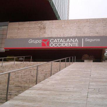 Sant cugat dedica una calle al fundador de catalana for Catalana occidente oficinas
