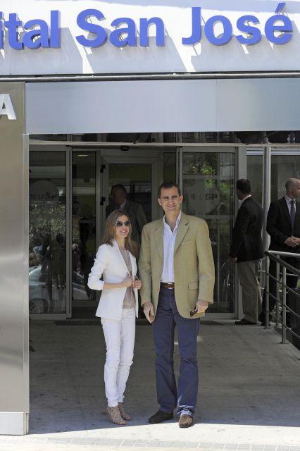 hospital principes de asturias: