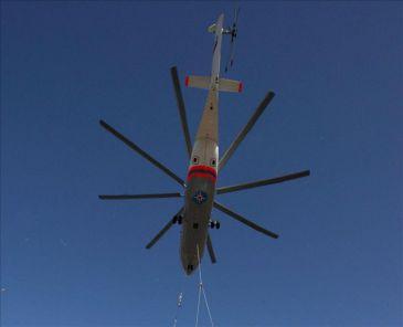 Al menos dos muertos y catorce heridos al estrellarse un helicóptero en Rusia