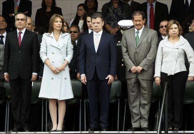 Αποτέλεσμα εικόνας για Juan Manuel Santos María Clemencia