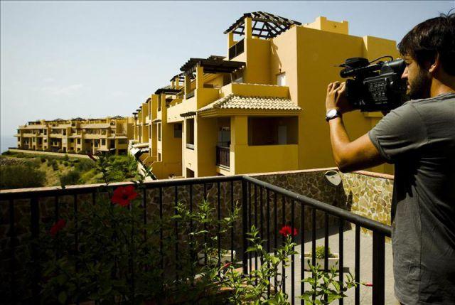 Vista de la urbanizaci n colinas de procusan en el rinc n de la victoria m laga donde un - Urbanizacion las colinas el casar ...