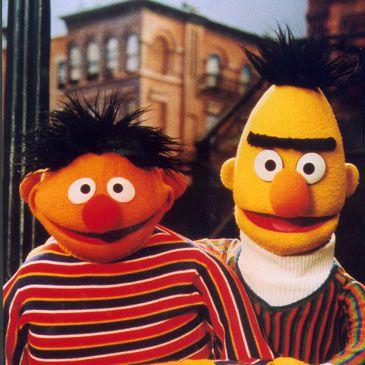 Los creadores de Barrio Sésamo desmienten que Epi y Blas sean gays