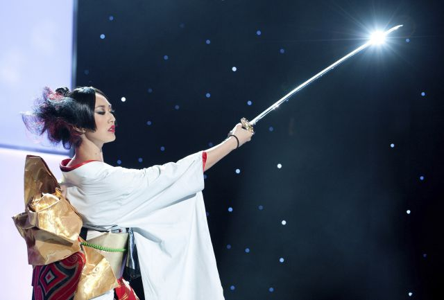 Miss Universo Miss Universo 2011 Miss Japón