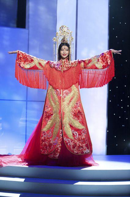 Miss Universo Miss Universo 2011 Miss China