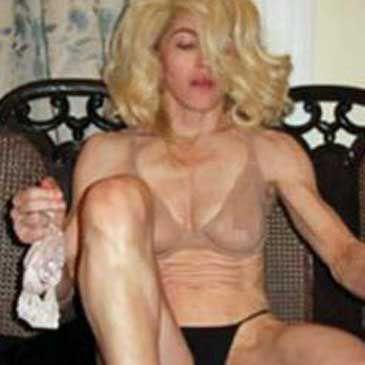 Fake madonna fotos desnudas