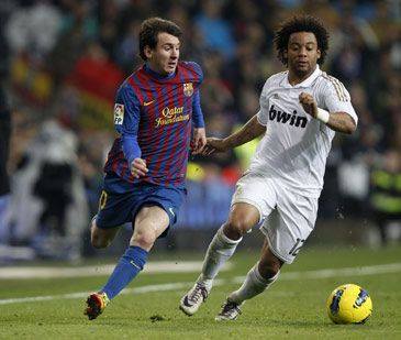 Messi - Marcelo
