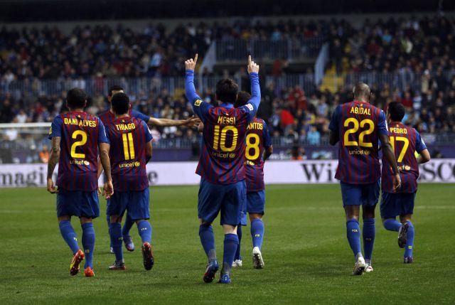 Un año complicado para el Barça