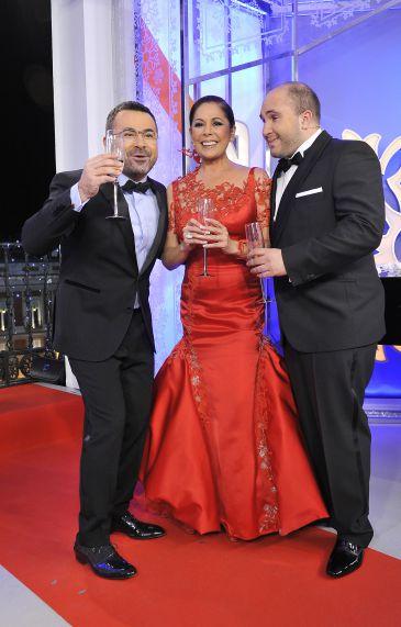 Audiencia Campanadas 2012: Isabel Pantoja y Kiko Rivera superan a Belén Esteban