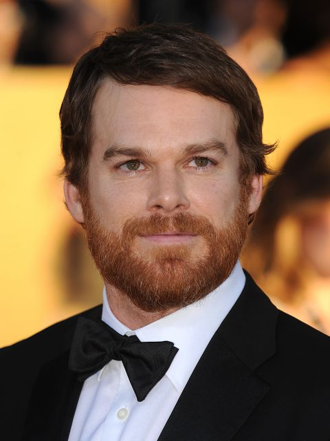 Los Premios del Sindicato de Actores (SAG): el actor Michael C. Hall