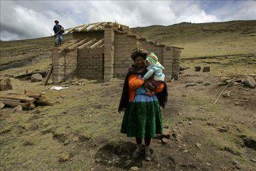 La ONU se marca como objetivo acabar con la discriminación de la mujer rural