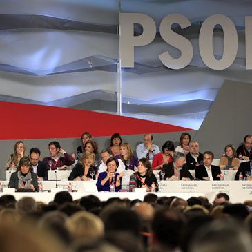 Rodolfo Vilches, nuevo Secretario General del PSOE (Congreso Extraordinario). Congreso_psoe_n-365xXx80