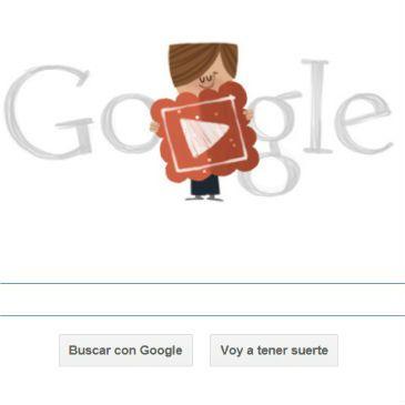 Doodle de Google para conmemorar el Día de San Valentín. Qué.es