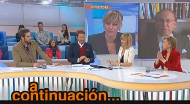 Susana griso recuerda en 39 espejo p blico 39 su entrevista for Antena 3 espejo publico hoy