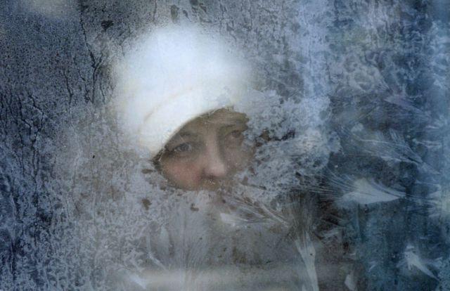 Resultado de imagen para fotos de una mujer congelada