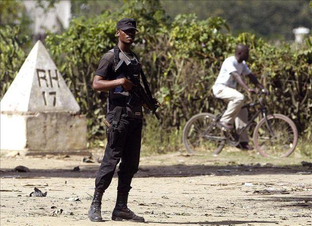 Resultado de imagen para soldados de haitianos