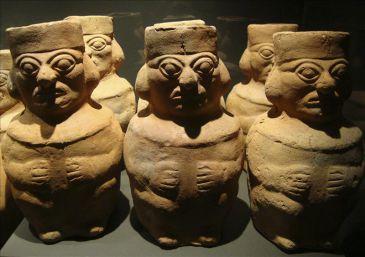 Los tesoros de la cultura Moche peruana viajan a Cádiz