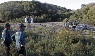Tres muertos en un accidente de helic ptero en el cuervo - El tiempo el cuervo de sevilla ...
