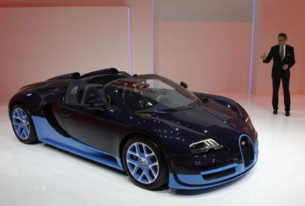 otro bugatti veyron el vitesse descapotable qu es. Black Bedroom Furniture Sets. Home Design Ideas