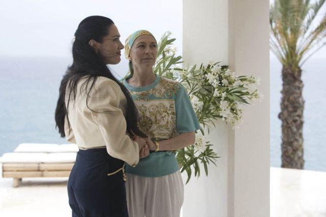 Encarna s nchez pide a isabel pantoja vivir con ella en 39 mi gitana 39 qu es - La casa de mi gitana ...