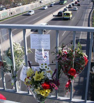 Getafe llora por la muerte de Sandra Cubero