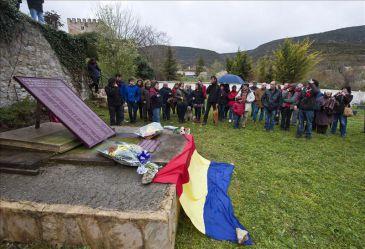 Entregados a las familias restos de víctimas del penal de Valdenoceda (Burgos)