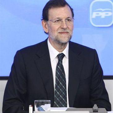 """Mariano Rajoy: """"No va a haber ningún rescate de la banca española"""""""