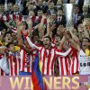 El Atl�tico gana al Athletic y se lleva la Europa League (3-0)