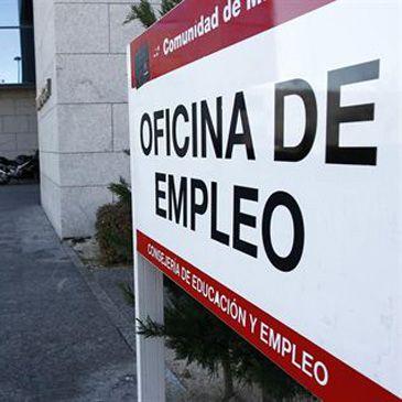 imagen de una oficina de empleo en la comunidad de madrid