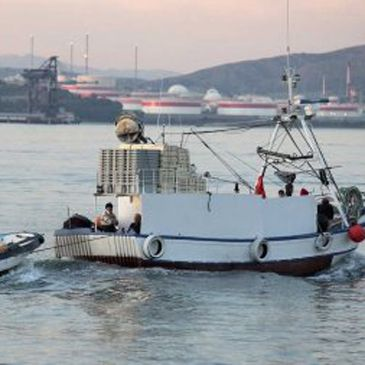 Conflicto pesquero con Gibraltar: Más hostigamiento de la policía gibraltareña a pesqueros de La Línea