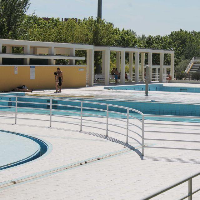 este martes en la piscina de palomeras en vallecas ya